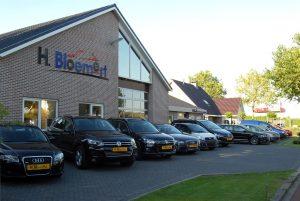 H Bloemert Auto's